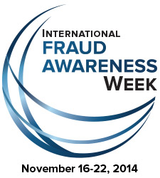 fraud week supporter