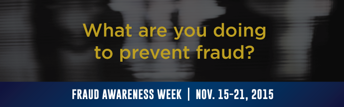 fraud week