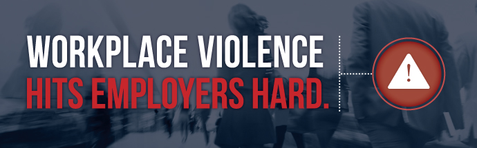 workplace violence infographic