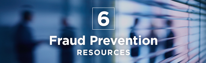 fraud prevention resources