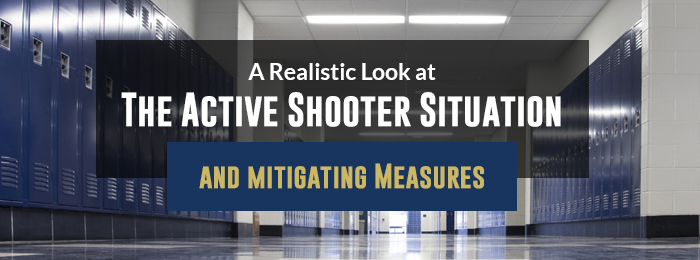 active shooter incident risk management
