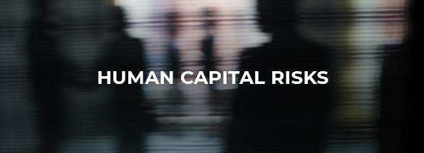 Human Capital Risks