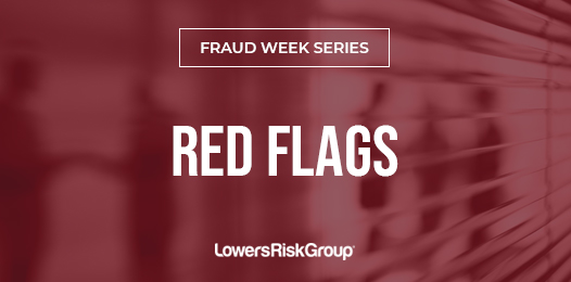 The Red Flags Of Fraud You May Not Know