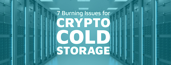 crypto cold storage